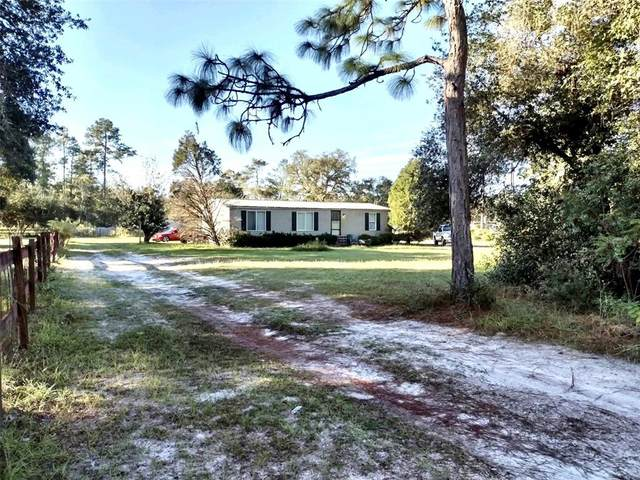 8424 SW 152ND Place, Dunnellon, FL 34432 (MLS #OM629083) :: Griffin Group