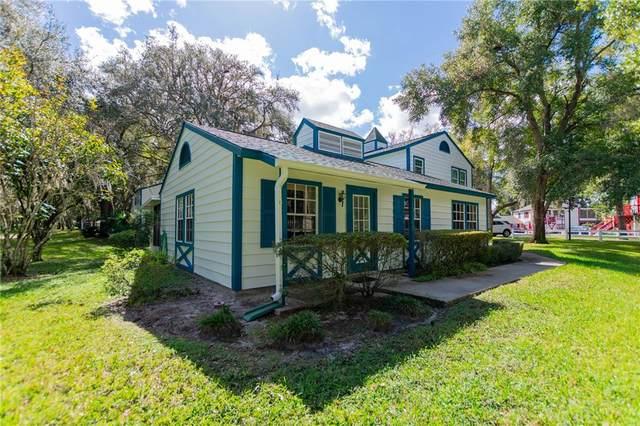 7814 Midway Drive Terrace Aa102, Ocala, FL 34472 (MLS #OM629126) :: Future Home Realty