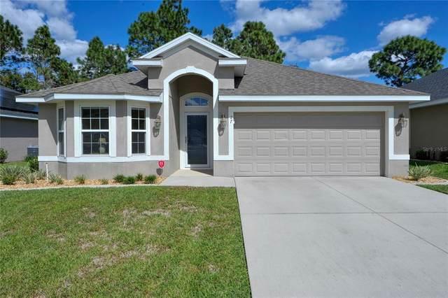 27 Diamond Ridge Way, Ocala, FL 34472 (MLS #OM629137) :: Heckler Realty