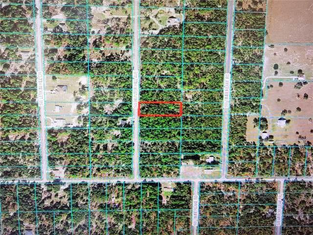 0 SW Hunter Hill Avenue, Dunnellon, FL 34431 (MLS #OM629172) :: Keller Williams Realty Peace River Partners