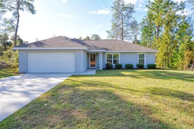 6192 SW 133RD STREET Road, Ocala, FL 34473 (MLS #OM629175) :: The Brenda Wade Team