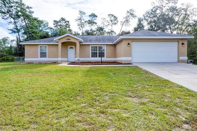 16195 SW 50TH TERRACE Road, Ocala, FL 34473 (MLS #OM629210) :: Keller Williams Realty Peace River Partners