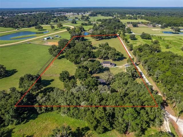 12941 SW 8TH Avenue, Ocala, FL 34473 (MLS #OM629215) :: Pristine Properties