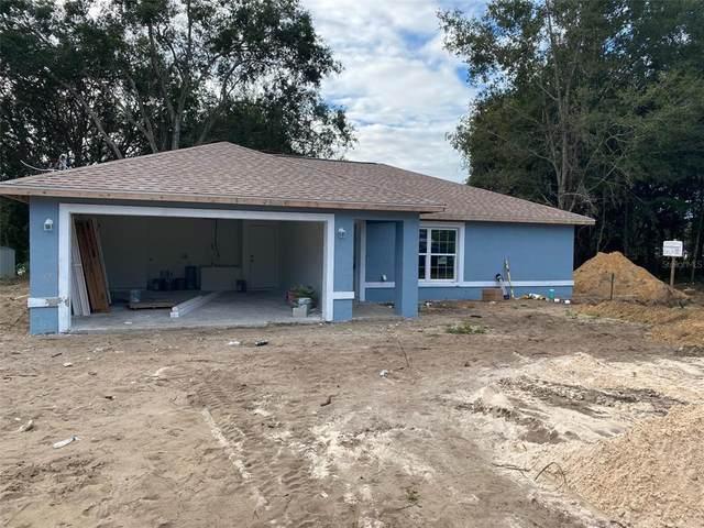 14 Pine Course Pass, Ocala, FL 34472 (MLS #OM629216) :: Pristine Properties