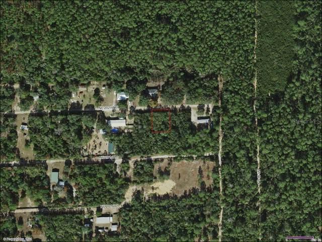 TBD NE 202ND Place Tbd, Fort Mc Coy, FL 32134 (MLS #OM629262) :: SunCoast Home Experts
