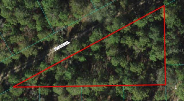 Lot 19 NE 239TH Place, Fort Mc Coy, FL 32134 (MLS #OM629286) :: McConnell and Associates