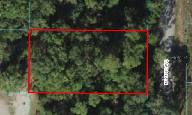 Lot 19 NE 119TH Avenue, Fort Mc Coy, FL 32134 (MLS #OM629301) :: McConnell and Associates