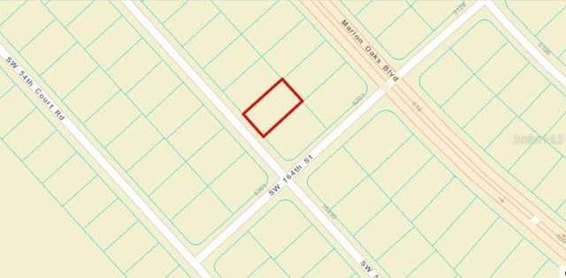0 SW 55TH CT. Road, Ocala, FL 34473 (MLS #OM629343) :: Prestige Home Realty