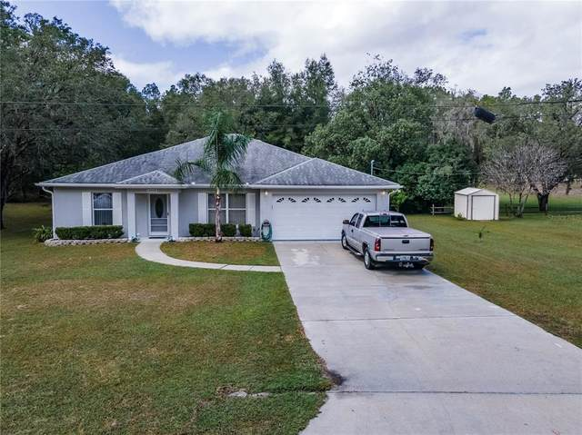 10928 SW 189TH Terrace, Dunnellon, FL 34432 (MLS #OM629371) :: Century 21 Professional Group