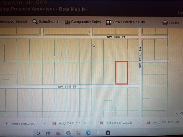 0 SW 87 Street, Dunnellon, FL 34431 (MLS #OM629377) :: Century 21 Professional Group