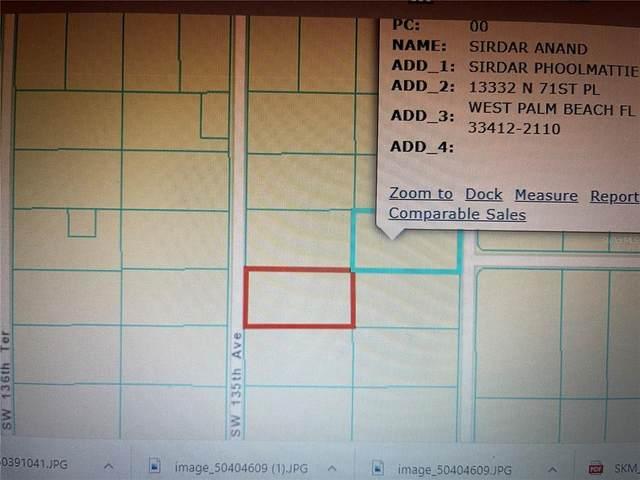 0 SW 135 Avenue, Dunnellon, FL 34432 (MLS #OM629379) :: Century 21 Professional Group