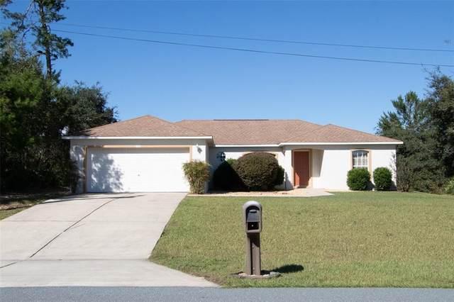 3145 SW 126TH LANE Road, Ocala, FL 34473 (MLS #OM629436) :: Bridge Realty Group