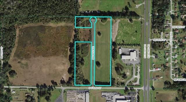 NW 18TH Avenue, Ocala, FL 34479 (MLS #OM629451) :: RE/MAX Local Expert