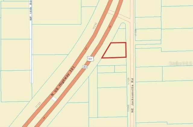00 N Us Highway 301, Citra, FL 32113 (MLS #OM629506) :: Century 21 Professional Group