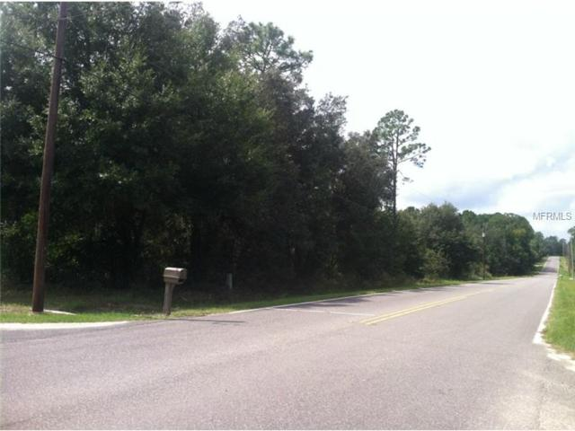 145 Sleepy Hollow Drive, Interlachen, FL 32148 (MLS #P4701850) :: The Duncan Duo Team
