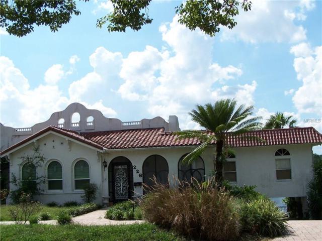 226 S 1ST Street, Haines City, FL 33844 (MLS #P4712251) :: Team Pepka