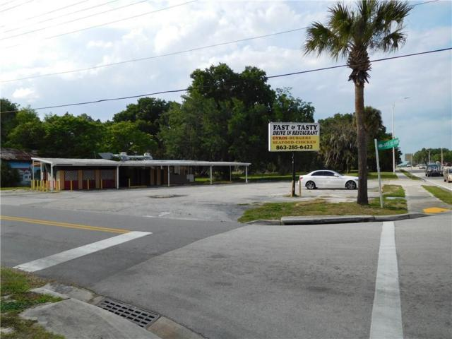 401 Charleston Avenue N, Fort Meade, FL 33841 (MLS #P4715283) :: Griffin Group