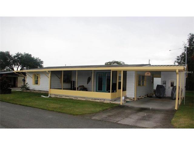 2055 S Floral Avenue #49, Bartow, FL 33830 (MLS #P4718082) :: Dalton Wade Real Estate Group