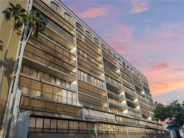 3211 W Swann Avenue #908, Tampa, FL 33609 (MLS #P4718702) :: Gate Arty & the Group - Keller Williams Realty