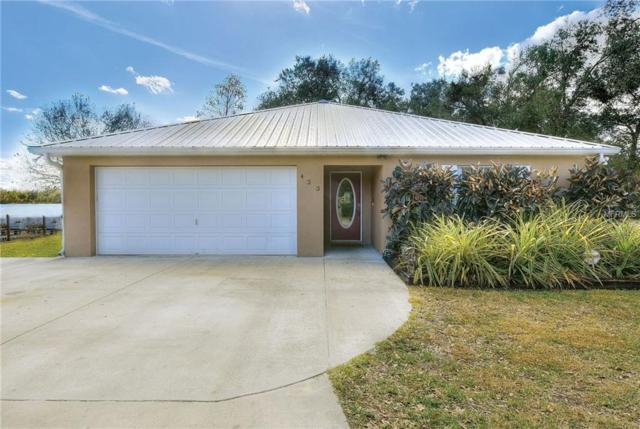 423 Ronald Reagan Parkway, Davenport, FL 33896 (MLS #P4718707) :: Gate Arty & the Group - Keller Williams Realty