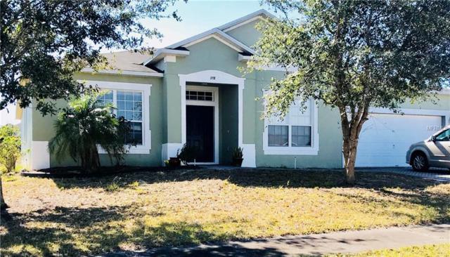 278 Brookshire Drive, Lake Wales, FL 33898 (MLS #P4718970) :: G World Properties