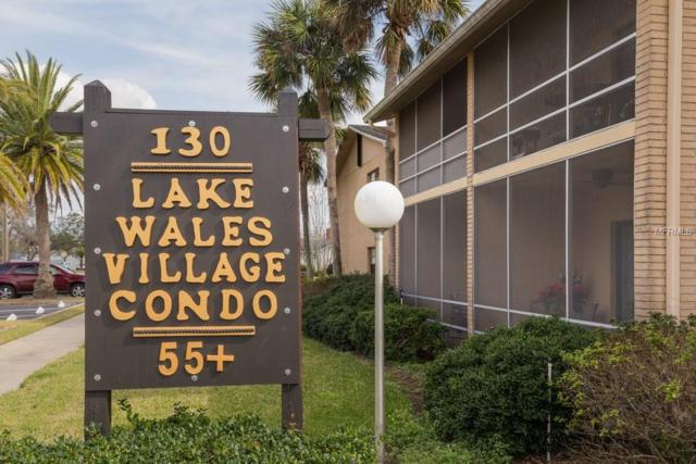 130 E Johnson Avenue #103, Lake Wales, FL 33853 (MLS #P4719097) :: The Duncan Duo Team