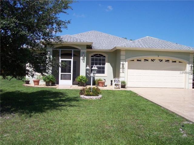 6826 Red Grange Boulevard, Indian Lake Estates, FL 33855 (MLS #P4719464) :: Griffin Group