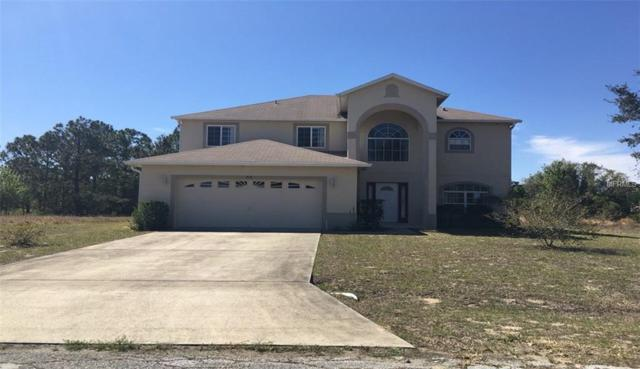 918 Gila Pl, Kissimmee, FL 34759 (MLS #P4719567) :: G World Properties