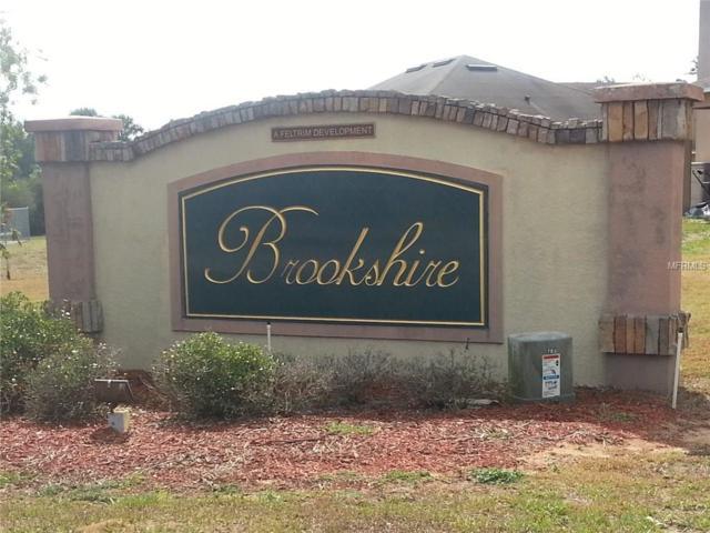 261 Brookshire Drive, Lake Wales, FL 33898 (MLS #P4719983) :: G World Properties