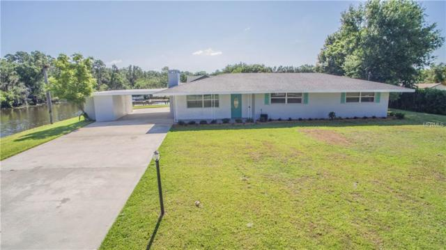 6001 Avocado Drive, Indian Lake Estates, FL 33855 (MLS #P4900543) :: Team Pepka