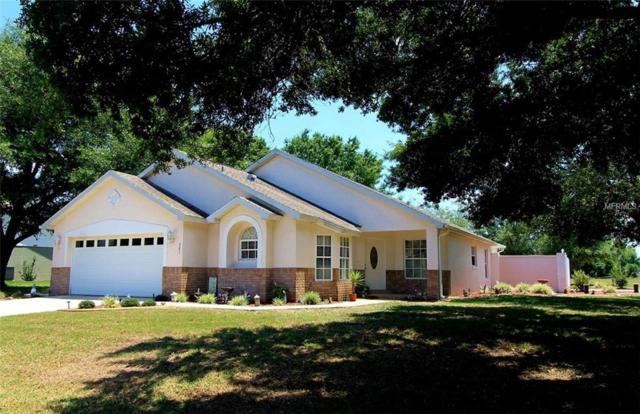 387 Crape Myrtle Lane, Polk City, FL 33868 (MLS #P4900564) :: Premium Properties Real Estate Services