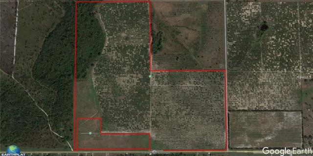 Hwy 98 W, Frostproof, FL 33843 (MLS #P4901195) :: G World Properties