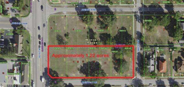110 1ST Street N, Winter Haven, FL 33881 (MLS #P4901439) :: The Lockhart Team