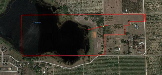 701 Lake Mabel Loop Road, Lake Wales, FL 33898 (MLS #P4901498) :: Griffin Group