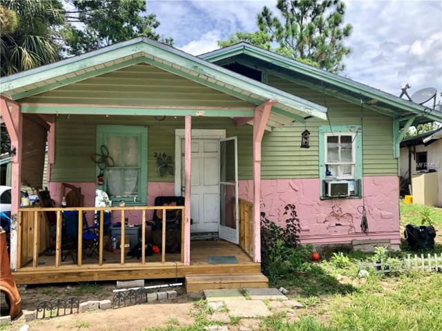 216 N 19TH Street, Haines City, FL 33844 (MLS #P4901816) :: Frankenstein Home Team
