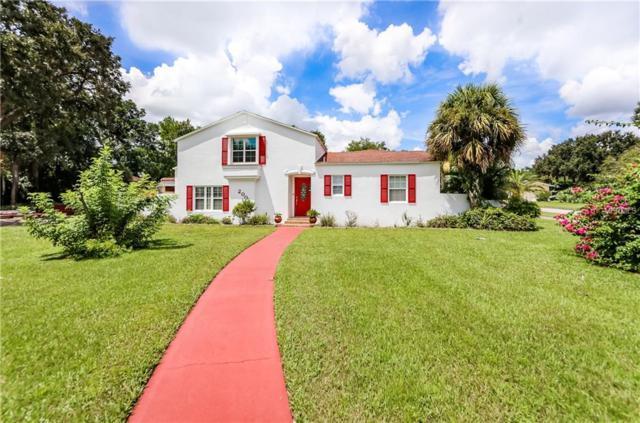 200 S Lakeshore Boulevard, Lake Wales, FL 33853 (MLS #P4902190) :: G World Properties