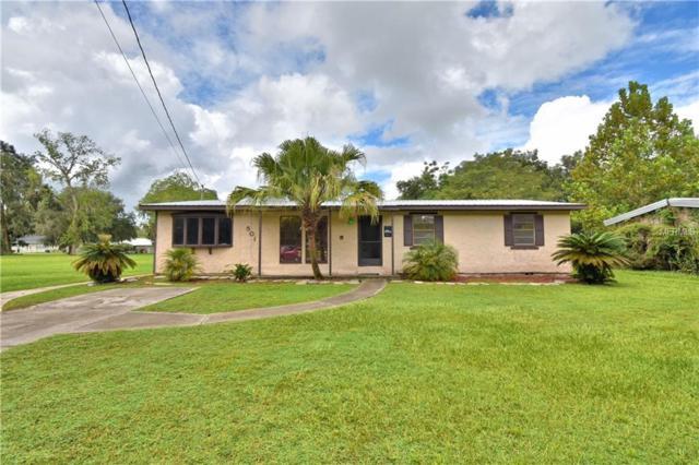 501 N Hendry Avenue, Fort Meade, FL 33841 (MLS #P4902315) :: Dalton Wade Real Estate Group