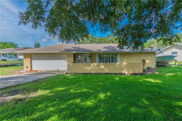 134 Lake Ring Drive, Winter Haven, FL 33884 (MLS #P4902361) :: The Light Team