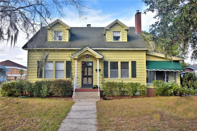 325 E Johnson Avenue, Lake Wales, FL 33853 (MLS #P4903110) :: Delgado Home Team at Keller Williams