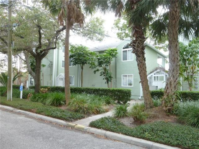 607 S Albany Avenue #5, Tampa, FL 33606 (MLS #P4903141) :: Mark and Joni Coulter   Better Homes and Gardens