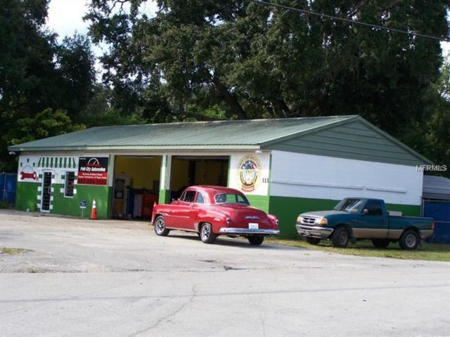111 Central Avenue, Polk City, FL 33868 (MLS #P4903363) :: The Duncan Duo Team