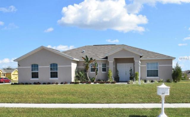 4458 Dinner Lake Boulevard, Lake Wales, FL 33859 (MLS #P4903676) :: Florida Real Estate Sellers at Keller Williams Realty