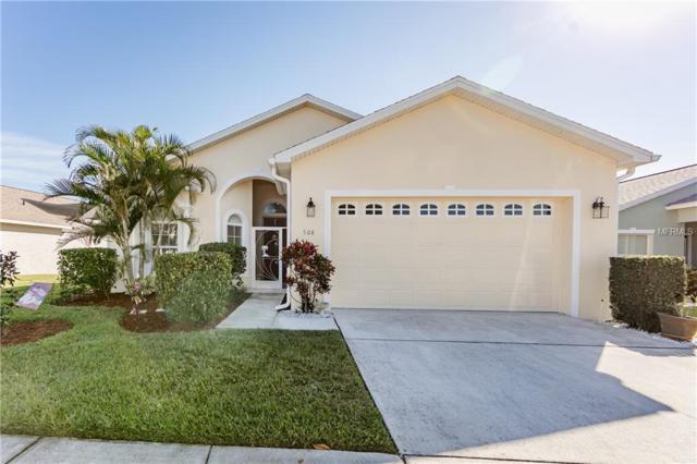 508 Lake Suzanne Drive, Lake Wales, FL 33859 (MLS #P4903692) :: Florida Real Estate Sellers at Keller Williams Realty