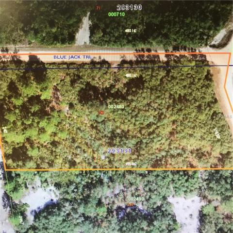 2030 Scrub Jay Trail, Frostproof, FL 33843 (MLS #P4903898) :: Griffin Group