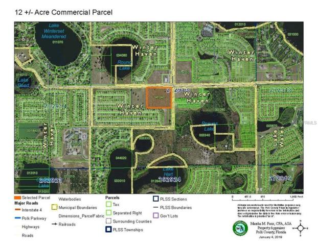 0 Thompson Nursery Road, Winter Haven, FL 33884 (MLS #P4903968) :: Cartwright Realty