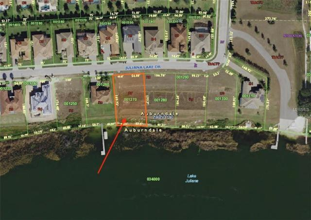 4091 Juliana Lake Drive, Auburndale, FL 33823 (MLS #P4904250) :: Griffin Group