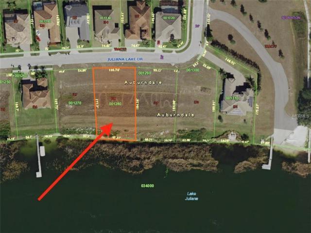 4079 Juliana Lake Drive, Auburndale, FL 33823 (MLS #P4904252) :: Griffin Group