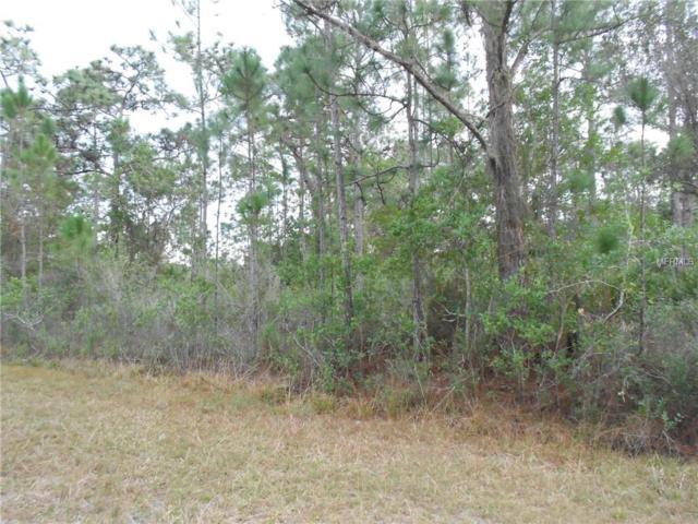 405 Camellia Drive, Indian Lake Estates, FL 33855 (MLS #P4904539) :: RE/MAX Realtec Group