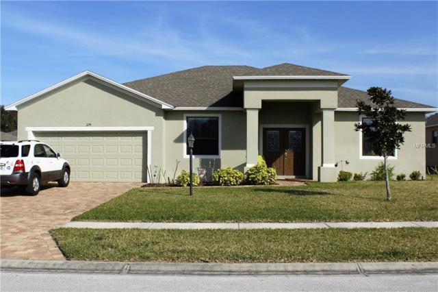 279 Bentley Oaks Boulevard, Auburndale, FL 33823 (MLS #P4904644) :: Florida Real Estate Sellers at Keller Williams Realty
