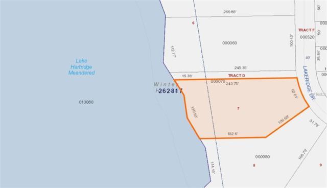 0 Lakeridge Drive, Winter Haven, FL 33881 (MLS #P4904655) :: The Duncan Duo Team